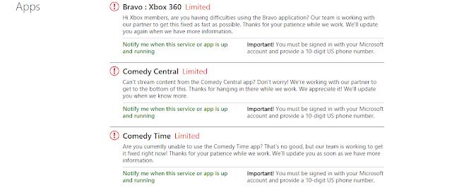 Из-за проблем с Xbox Live ряд приложений для Xbox One отказываются работать с начала недели