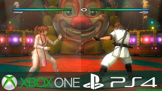 Сравнение качества скриншотов на Xbox One и Playstation 4