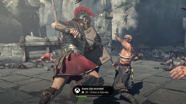 Игрокам предлагают вернуться в Ryse: Son of Rome за новыми достижениями