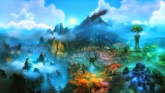 Художники Ori and the blind Forest рассказали о процессе создания игрового мира