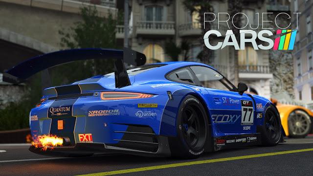 В сети появилось первое видео с геймплеем игры Project Cars на Xbox One