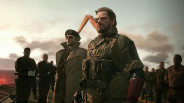 Дата выхода игры Metal Gear Solid 5: Phantom Pain попала в сеть раньше времени