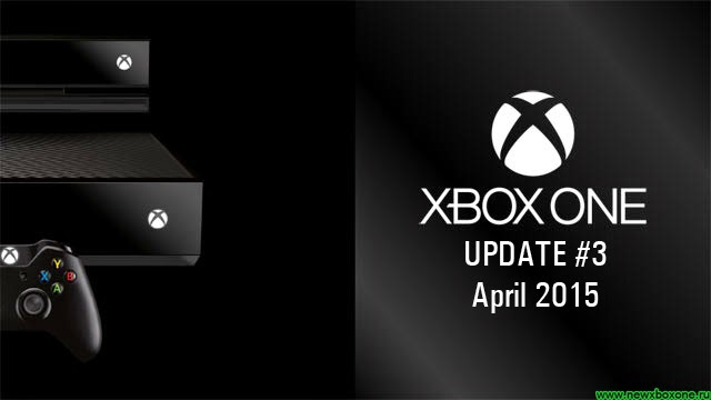 Третье апрельское обновление прошивки Xbox One, список изменений