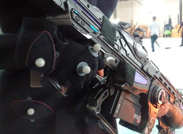 Официальный анонс Gears of War 4 не за горами - завершены съемки актеров для игры