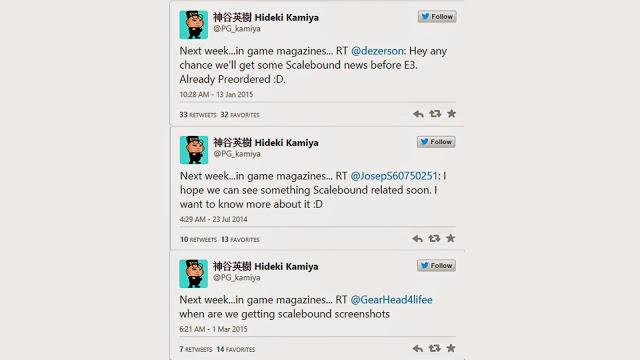 Разработчик игры Scalebound продолжает «троллить» журналистов и поклонников проекта