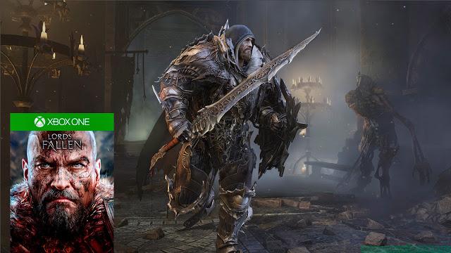 В Xbox Marketplace игра Lords of the Fallen вновь продается со скидкой