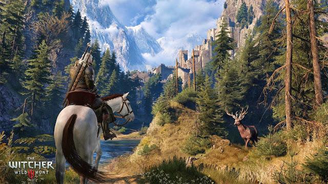 Игра The Witcher 3 может получить поддержку DirectX 12