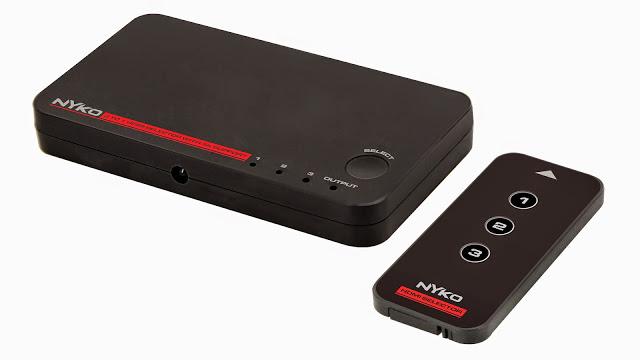 Nyko Console Selector – незаменимый аксессуар для обладателей нескольких игровых консолей