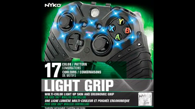 Nyko Light Grip - аксессуар для Xbox One со странной функциональностью