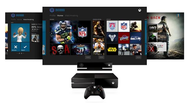 На Xbox One стартовало тестирование амбициозного приложения Overdog