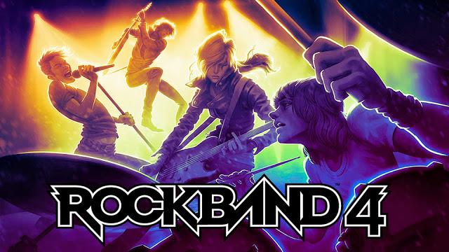Студия Harmonix анонсировала Rock Band 4 и рассказала подробности о музыкальном симуляторе нового поколения