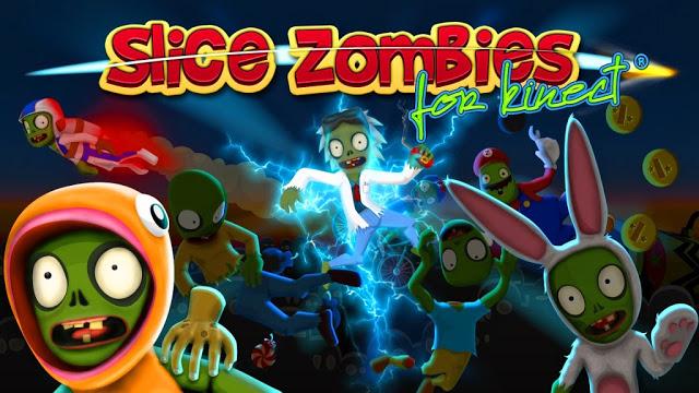 Анонсирована игра Slice Zombies для Xbox One с сенсором Kinect