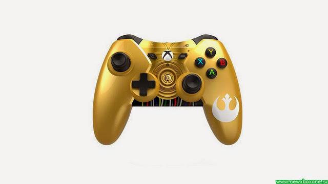 Анонсированы геймпады для Xbox One, посвященные игре Star Wars Battlefront
