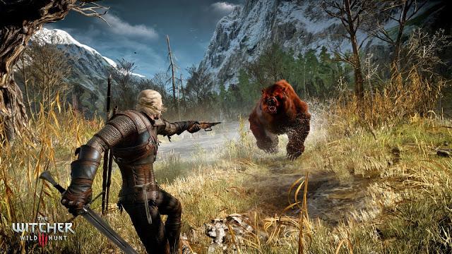 Разработчики игры Ведьмак 3 считают, что разрешение 1080p минимально отличается от 900p