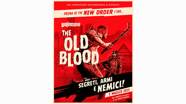 Издательство Bethesda анонсировало игру Wolfenstein: The Old Blood для Xbox One, Playstation 4 и PC