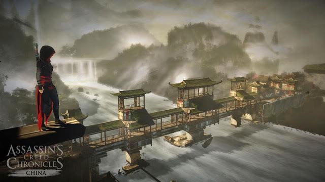 Анонсированы игры Assassin's Creed Chronicles: China, India и Russia, представлен геймплейный трейлер
