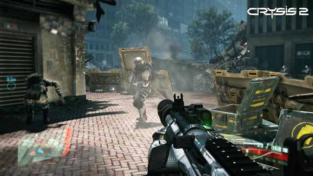 Трилогия игр Crysis может посетить игровые приставки Xbox One и Playstation 4
