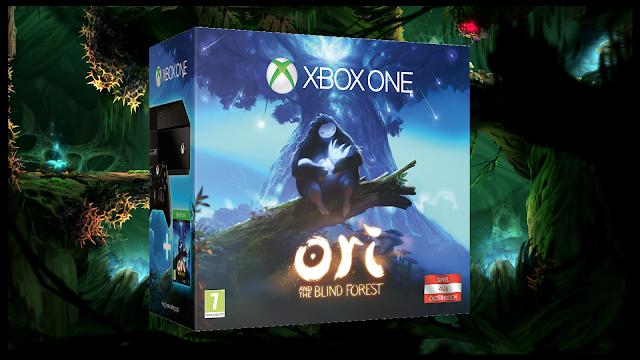 Компания Microsoft подготовила бандл из Xbox One и игры Ori and the blind Forest