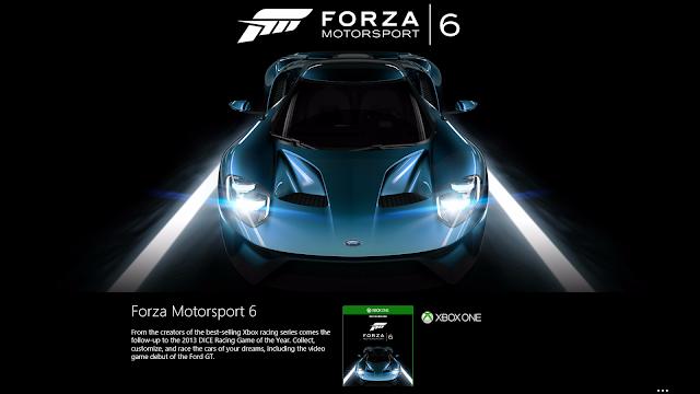 Новые игры серии Forza будут выходить на инновационном движке Forzatech