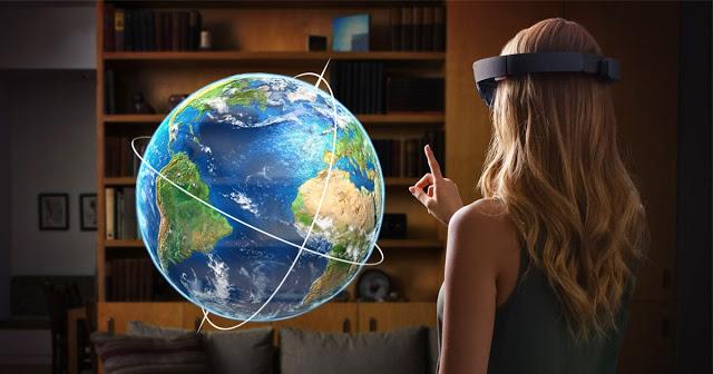Компания Microsoft уделит внимание VR и AR технологиям на мероприятии E3 2015