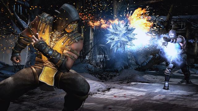 Студия NetherRealm выпустила эпичный предрелизный трейлер игры Mortal Kombat X