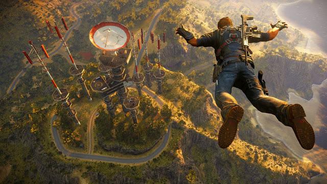 Показан первый геймплейный трейлер игры Just Cause 3