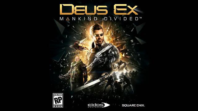 Представлен первый трейлер игры Deus Ex: Mankind Divided