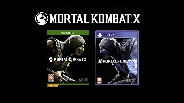 Сравнение качества текстур и частоты FPS игры Mortal Kombat X на Xbox One и Playstation 4