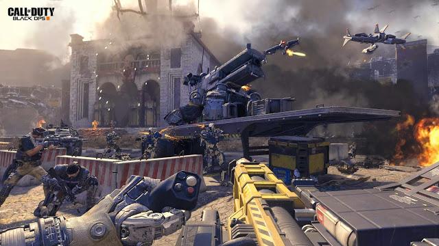 Call of Duty: Black Ops III – первый трейлер, скриншоты и подробности игры