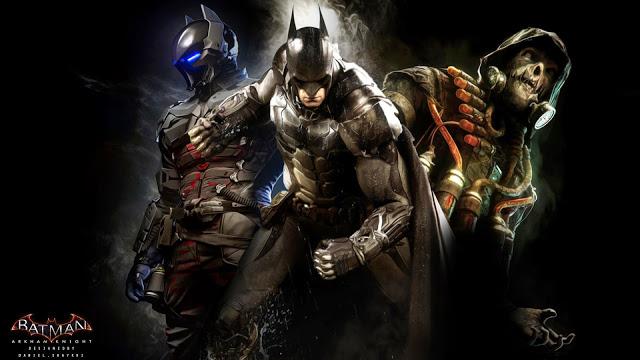 Новый трейлер игры Batman: Arkham Knight представил помощников Бэтмана