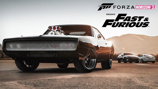 """Компания Microsoft предлагает докупить автомобили из фильма """"Форсаж 7"""" в Forza Horizon 2"""