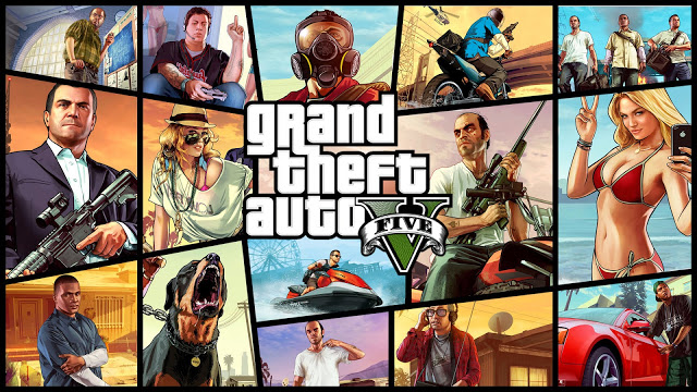 Сравнение версии игры Grand Theft Auto 5 на Xbox One, Playstation 4 и PC