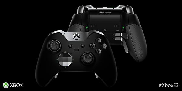 Новый настраиваемый контроллер Xbox Elite представлен в рамках конференции E3 2015, первые подробности