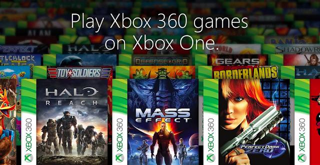 Компания Microsoft предлагает пользователям выбрать, какие игры с Xbox 360 они хотят видеть на Xbox One