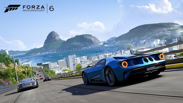 Поведение игроков из Forza Motorsport 5 и Forza Horizon 2 переберется в Forza Motorsport 6
