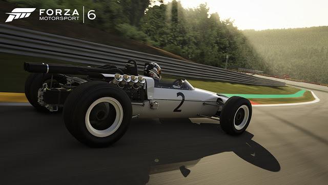 Представлены новые 39 автомобилей в Forza Motorsport 6