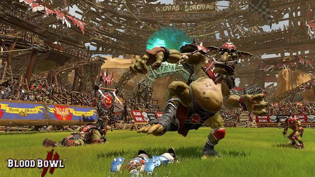 Разработчики не сумели достичь 1080p в игре Blood Bowl 2 на Xbox One