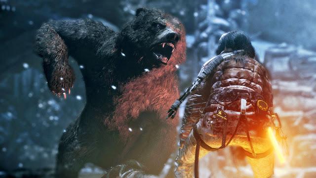 Новые технологии AMD позволили сделать максимально реалистичными волосы Лары Крофт в Rise of the Tomb Raider