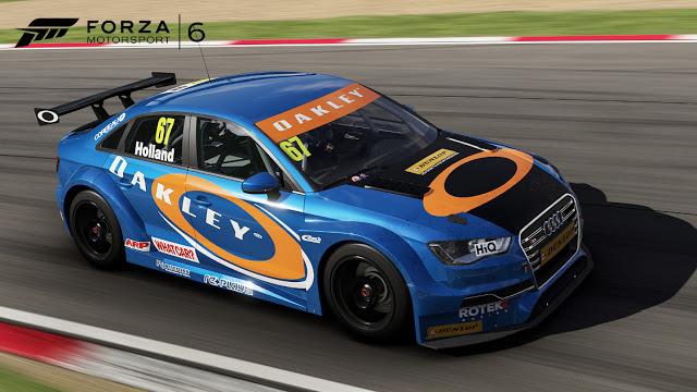 Представлено несколько десятков новых автомобилей Forza Motorsport 6