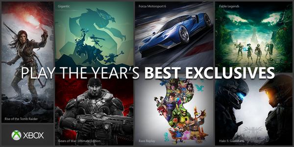 Официальный магазин Microsoft в России предлагает эксклюзивный контент к Halo 5, Forza 6 и Gears of War: Ultimate Edition