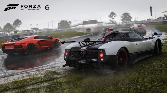 Разработчики Forza Motorsport 6 не будут использовать DirectX 12, но видят в технологии потенциал