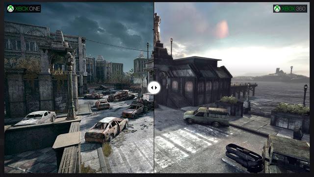 Разработчики показали обновленную кат-сцену из игры Gears of War Ultimate Edition