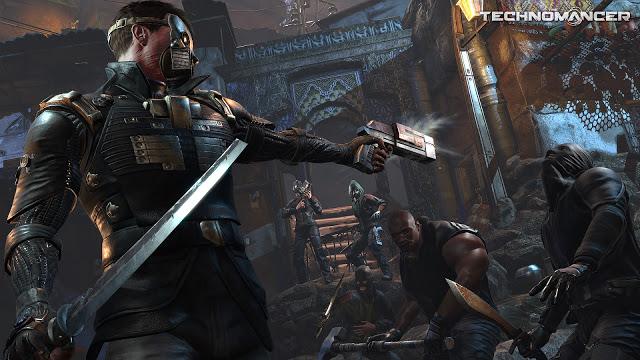 Игра The Technomancer будет работать на Xbox One в разрешении 1080p