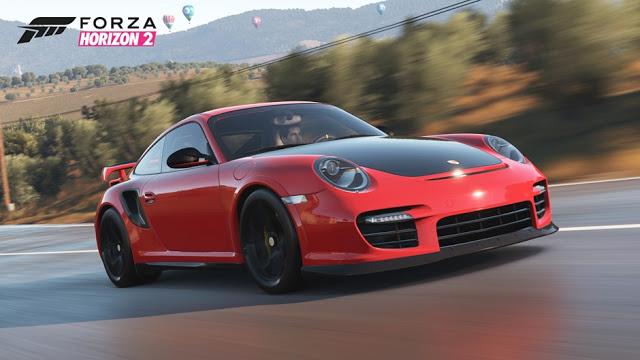 В качестве временной акции игроки могут получить бесплатные автомобили Porsche в Forza Horizon 2