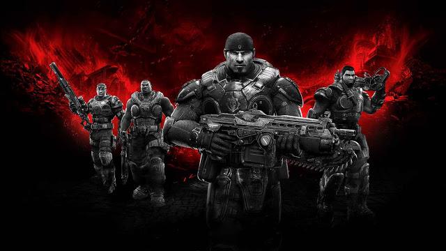 Две версии игры Gears of War Ultimate Edition стали доступны в Xbox Marketplace