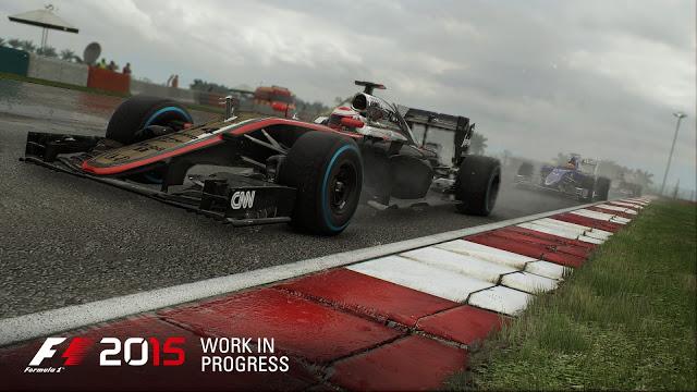 Сравнение качества графики и частоты FPS игры F1 2015 на Xbox One и Playstation 4