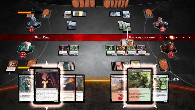 Условно-бесплатная игра Magic Duels стала доступна на Xbox One