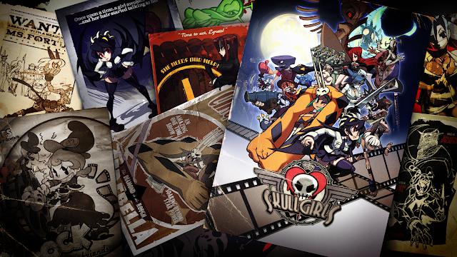 Игра Skullgirls Encore будет доступна на Xbox One по программе обратной совместимости