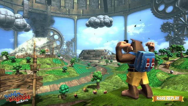 Не все игроки смогут пополнить свой Gamerscore на 10 000 очков за счет сборника Rare Replay