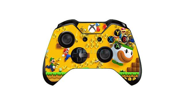 Игры про Марио для Xbox One создали с помощью Project Spark